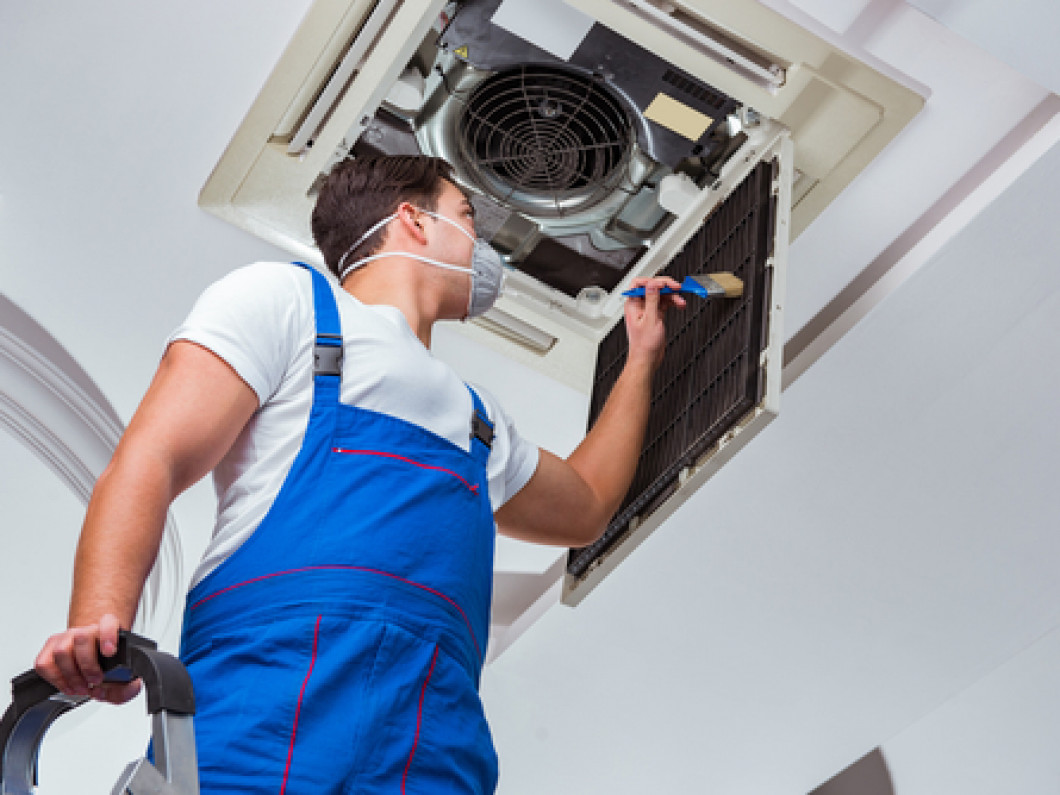 Beat the Texas Heat with AC Maintenance
